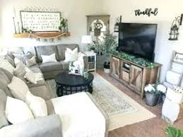 round area rug with sectional sectional with huge rug i like the round for area rug