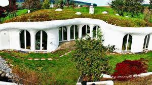 Building Underground Homes Fascinating Underground Homes Hillside Houses Youtube