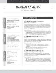 The Structured Resume By Loft Resumes 99 New Resumes