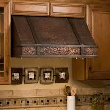 Kitchen Stove Vent 30 Limoges Series Copper Wall Mount Range Hood Kitchen