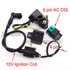 cdi ignition motorcycle parts accessories regulator rectifier relay ignition coil cdi chinese for atv quad 50 70 90 110cc
