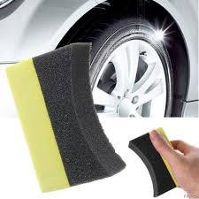 Car-Styling 1pc <b>Car Professional Tyre Tire</b> Dressing Applicator ...