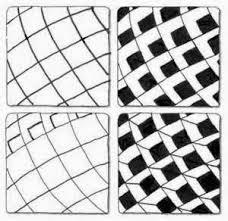 Easy Zentangle Patterns Custom Zentangle Patterns For Beginners Zentangle Rustgevend Tekenen