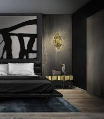 bedroom inspiration gray. Gray Design Inspiration - 17 Shades Of Gray For Luxury Interiors  Bedroom Inspiration