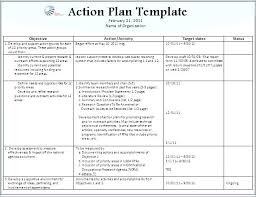 Sales Action Plan Template Word Research Apa Format Incloude Info
