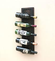 wall mounted wood wine rack hand made wood wall wine rack wall mounted wine