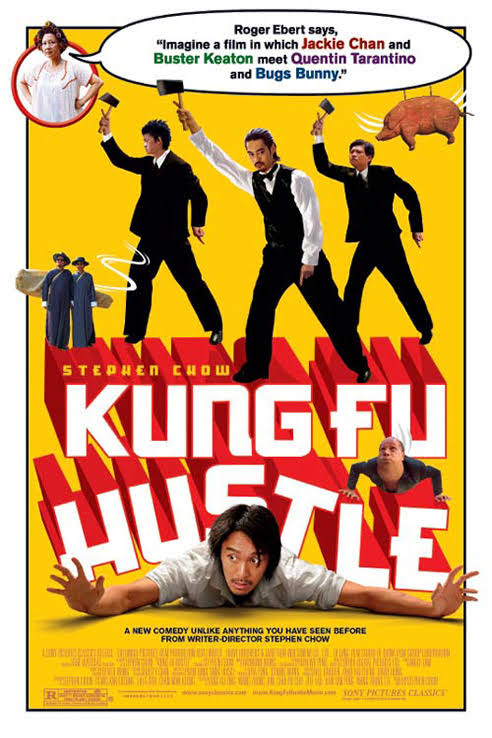 Kung Fu Hustle (2004) Dual Audio {Hindi-Chinese} 480p| 720p