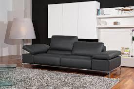 sku 403923 manhattan contemporary black leather sofa set