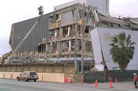 Select from premium earthquake building damage of the highest quality. Photo Taken After The Northridge Earthquake Highlighting The Damage To Buildings And Infrastructure Nist