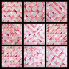 Half Square Triangle Quilt Designs Half Square Triangle Tutorial Create1 2 With Claudia 1