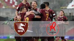 Salernitana vs Vicenza #Salernitana #Vicenza Match Highlights - YouTube