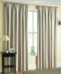 photo 1 of 10 cream and brown curtains 1 twilight ready made blackout curtain