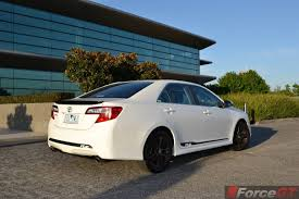 Toyota Camry Review: 2014 Camry RZ