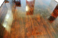 minwax dark walnut stain on floor refinishing project eh from fort lauderdale ernie s supply 80 grit sandpaperfloor