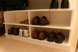 How To Build A Shoe Rack Engrossing Shoe Rack For Closet Diy Roselawnlutheran