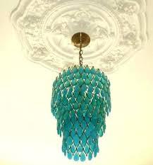 literarywondrous turquoise chandelier turquoise beads 6 light chandelier turquoise crystal chandelier light photo ideas