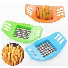 <b>1Pcs</b> Creative DIY <b>French Fries Cutter</b> Strip Cutting Maker Manually ...