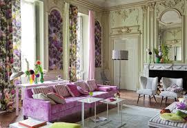 Interessante Behang In De Woonkamer Het Interieur Fotos En Tips
