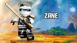 Zane - LEGO Ninjago - Character Spot - YouTube