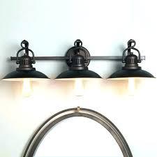 industrial bathroom lighting. Black Bathroom Light Industrial Lighting Fixtures