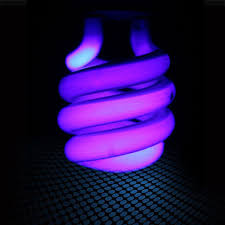 UV Reactive products and lights