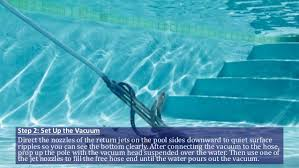 Swimming Pool Cleaning Tips! 4.