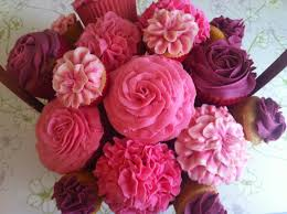 Cupcake Bouquets And Floral Cupcakes Heaven Is A Cupcake St