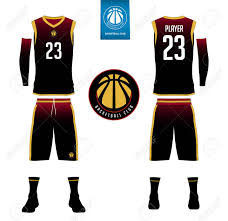 Logo Design Basketball Jersey Basketball Jersey Shorts Socks Template For Basketball Club