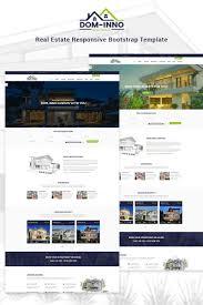 Property Developer Website Design Website Template 69188 Agency Agent Apartment Custom