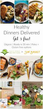 Healthy Dinner Delivery from Sun Basket (Try 3 free!) | Back To The ...