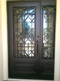 entry doors with side panels. Single-with-one-side Sidelights Entry Doors With Side Panels S