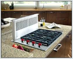 gas cooktop with vent.  With Gas Stovetop With Downdraft Vent On Gas Cooktop With Vent I