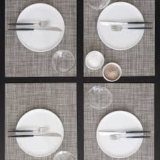 modern placemats tablemats chilewich canada  jack  jade home i