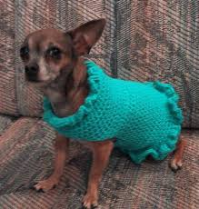 Free Crochet Dog Sweater Patterns Gorgeous Tiny Dogs Clothes Free Crochet Dog Sweater Patterns For Small