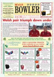 Drakes Pride Jazz Bias Chart Welsh Bowler Spring Summer 2018 By Bl Journals Issuu