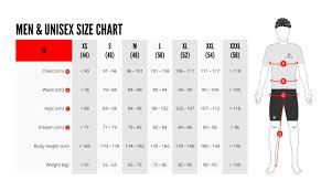 Cuore Of Switzerland Size Chart