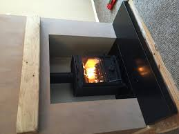 step by step fireline multi fuel stove installation with no chimney t you