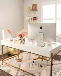 best carpet for home office. Home Office Bright \u0026 Airy With Gold Accents Best Carpet For