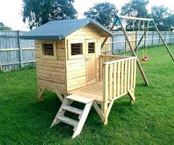 children play house plans kids backyard clubhouse ideas designs free playhouse plans the will love design