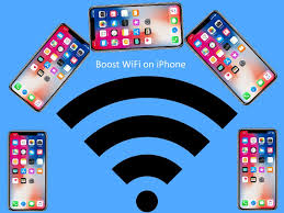 1 how to boost wifi signal on iphone