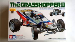 new rc car releasesUNBOXiNG the New Tamiya Grasshopper II 2017 Rerelease Tamiya RC