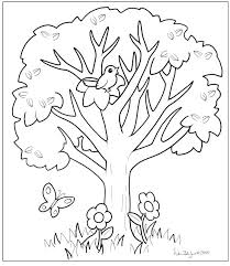 coloring book tree pictures design inspiration trees at printable pages page for kids flowers free coloring book tree