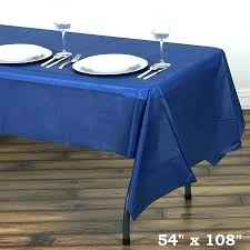 navy round tablecloth blue accordion crinkle taffeta within tablecloths ideas navy round tablecloth