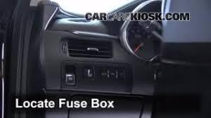 battery replacement 2014 2016 chevrolet impala 2014 chevrolet interior fuse box location 2014 2016 chevrolet impala