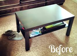 Diy Coffee Table Makeover Ideas Best Gallery Of Tables Furniture