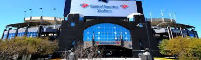 American Legion Memorial Stadium Charlotte Seating Chart Bank Of America Stadium Tickets And Seating Chart