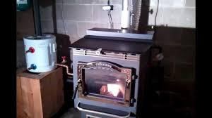 convert your pellet stove or corn stove into a boiler part 2 you
