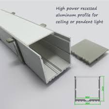 diy led strip lighting. R2U-018 LED Aluminium Profile For Led Strip Light Indoor Diy Ceiling Or  Pendent Lighting R