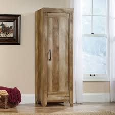 adept storage  narrow storage cabinet    sauder