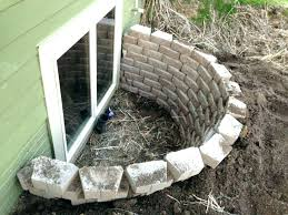 brick basement window wells. Interesting Basement Basement Window Covers Lowes Cool Windows Wells  Well Brick  For
